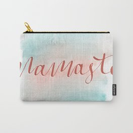 Sunrise Namaste Carry-All Pouch