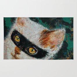 Cat Burglar Rug