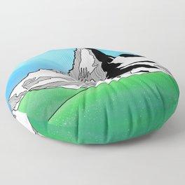Matterhorn Floor Pillow