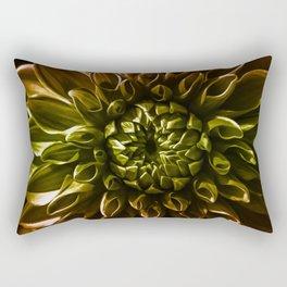 Dahlia multicolor Rectangular Pillow