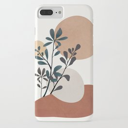 Shapes and Branches 07 iPhone Case