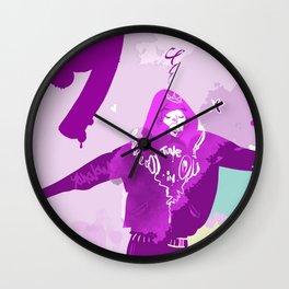 TUNEEEN$ Wall Clock