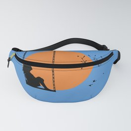 Dreaming like a child Fanny Pack