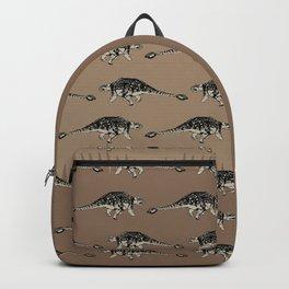 ChocoPaleo: Ankylosaurus Backpack
