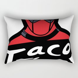 Taco Time Rectangular Pillow