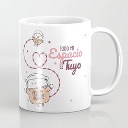 Mug mi espacio Coffee Mug