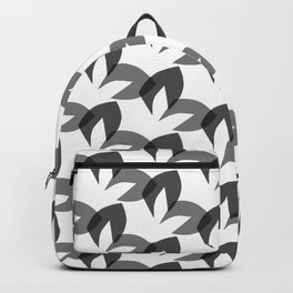 Abstract surface pattern design Backpack