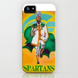 Norfolk State University iPhone Case