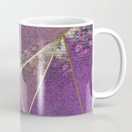 PURPLE FRAGMENTS 01 Coffee Mug