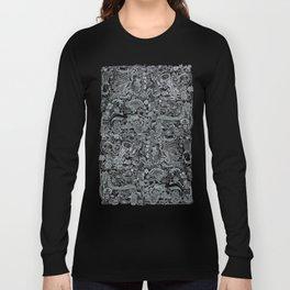 Ancient Figures II Long Sleeve T-shirt