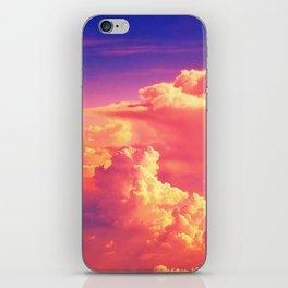 Sunset Sky of Dreams iPhone Skin
