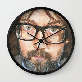 Jarvis Cocker Wall Clock