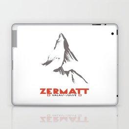 Zermatt, Valais, Switzerland Laptop & iPad Skin