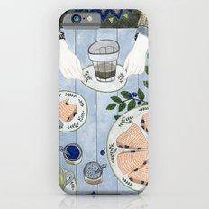 Blueberry Scones iPhone 6s Slim Case