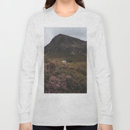 The moorland house - Landscape and Nature Photography Long Sleeve T-shirt