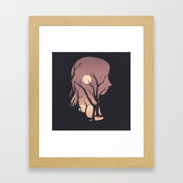Grove Framed Art Print