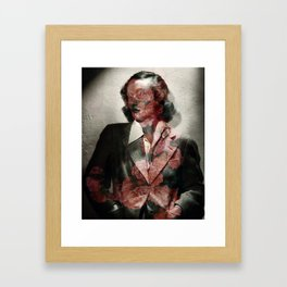 La Duchessa Framed Art Print