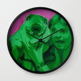 Steve Irwin Wall Clock