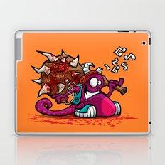 MUSIC SMASHER Laptop & iPad Skin