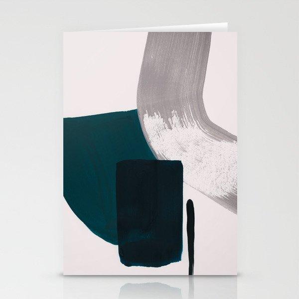 minimalist painting 02 Stationery Cards