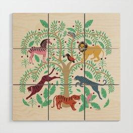 Tree of Life Wood Wall Art