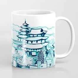 Samcheong dong  Coffee Mug