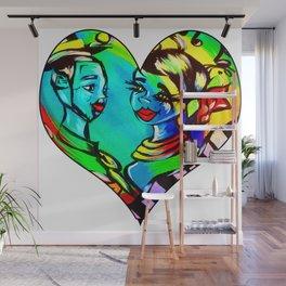 Love beyond music Wall Mural
