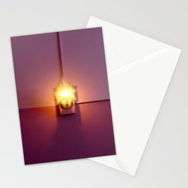 One's Lamp Light Stationery Cards