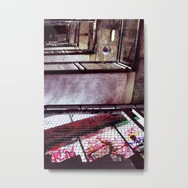 Kunsthaus: Perceptions Metal Print