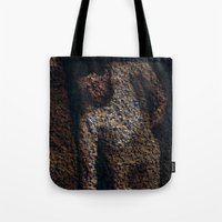 degas Tote Bags featuring Figure by Stephen Linhart