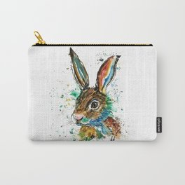 Bunny Rabbit - Real Bunny Carry-All Pouch