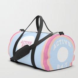 Active 24/7 Duffel Gym Sports Leisure Bag Duffle Bag