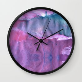 blurred Wall Clock