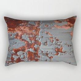 Rusty Metal Rectangular Pillow