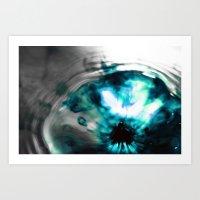 Splash #2 Art Print