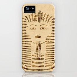 King Tut Version 2 iPhone Case