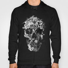 New Skull Light B&W Hoody