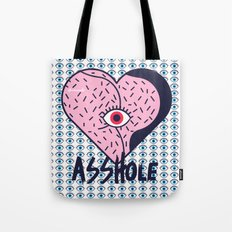 Asshole (Part I) Tote Bag