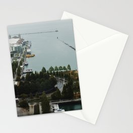 Navy Pier, Chicago  Stationery Cards