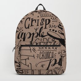 All Things Fall on Craft Backpack