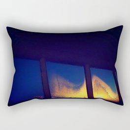 Fogged Perspective Rectangular Pillow