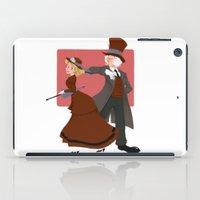 valentine iPad Cases featuring Valentine by Brianna