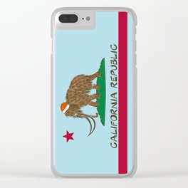 California Republic Mammoth Clear iPhone Case