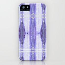 Cross Geometrics iPhone Case