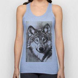 wolf Unisex Tank Top