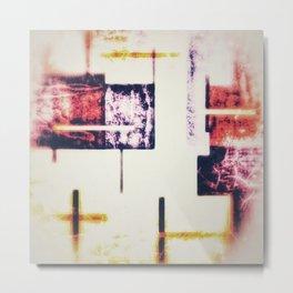 Shapes #02 Metal Print