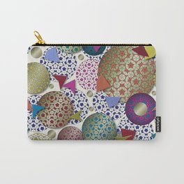 Penrose Tiling Inspiration Carry-All Pouch