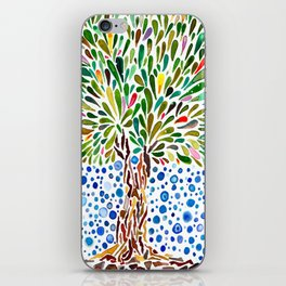 Treestory iPhone Skin