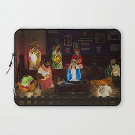 O little Town Of Bethlehem Laptop Sleeve