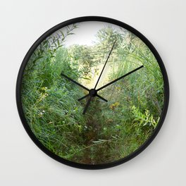 On a Fine Day Wall Clock